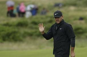 The Latest: Koepka never far from lead in majors