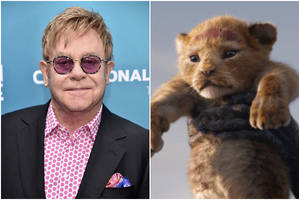 'The Lion King': What Was That Elton John Song During the Credits?