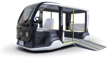 toyota's electric vehicle will transport 2020 olympic athletes, visitors
