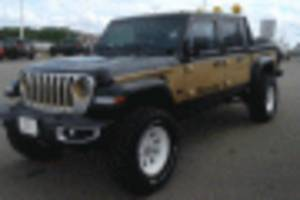 2020 jeep gladiator becomes modern-day j-10 honcho thanks to dealer's modifications