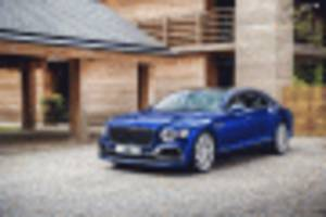 bentley flying spur first edition has one priority: you