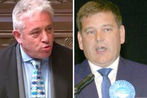 speaker john bercow's savage remark over leicestershire mp's electric cars fears