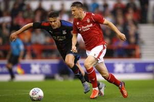 sabri lamouchi makes city ground introduction with nottingham forest victory over crystal palace