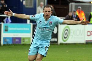 Bath City claim Newport County draw as Ross Stearn strike caps strong second half