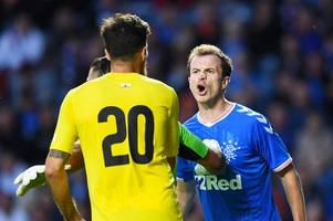 andy halliday on the rangers mentality shift he insists will ensure no repeat progres shocker