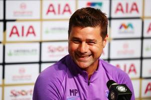 every word mauricio pochettino just said on eriksen, levy, transfers, trippier, rose and more
