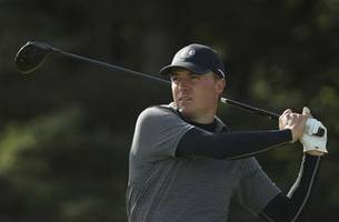 Spieth back to playing some good golf at British Open