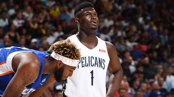 breaking down zion williamson's potential after summer league | crossover podcast