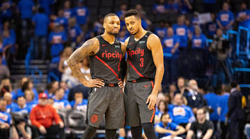 rather than separate their stars, the blazers bet on their foundation