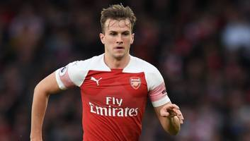 rob holding in line for surprise arsenal leadership role as laurent koscielny battles to leave