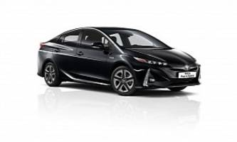 2019 toyota prius phev now available in galaxy black, features five seats