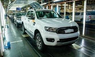 ford increases ranger production capacity to meet european demand
