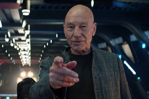 Watch the first trailer for Star Trek: Picard