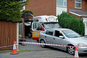 friends of hinckley family hit by ice cream vans arson attack launch fundraiser