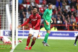 a satisfying evening for nottingham forest and boss sabri lamouchi