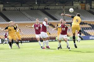 how port vale players rated in battling 3-1 defeat to premier league burnley