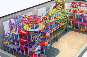 date revealed for the opening of a huge four-storey soft play centre in staffordshire (and you don't have long to wait!)