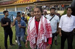 another gold medal for hima das? india's mixed relay silver at asiad set to be ...
