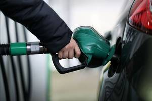 drivers warned uk fuel prices could be hiked amid iran tensions
