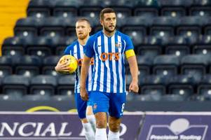 'it was brutal' gary dicker left gutted as he fears kilmarnock defeat was his last chance in europe