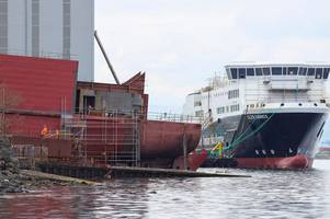 last commercial river clyde shipyard could be nationalised due to long-running contract wrangle