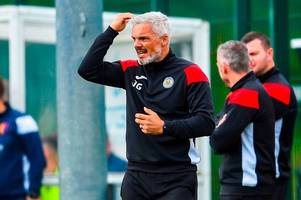 st mirren embarrassed against east kilbride as hibs beat alloa - betfred cup round up