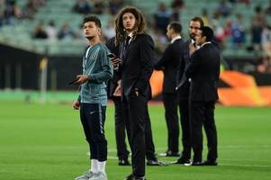 the photos that appear to reveal chelsea star ethan ampadu's next move as aston villa target decides future