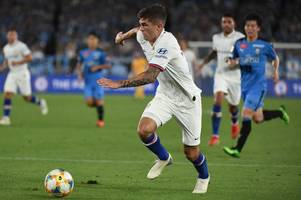 pulisic's instant impression, classy touch for lampard & shirt numbers - chelsea moments missed