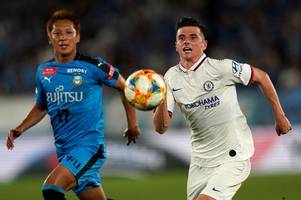 the huge mason mount dilemma facing frank lampard as ross barkley thrives in new chelsea role