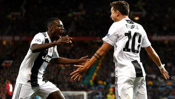 manchester united to target experienced duo in rumoured juventus raid this summer