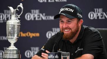 shane lowry reveals plans for claret jug as he admits he 'welled up' on walk to royal portrush's 18th green as open champion