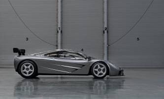 1994 mclaren f1 lm specification is automotive perfection