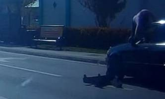 hit-and-run victim chases down suspect in most floridian fashion