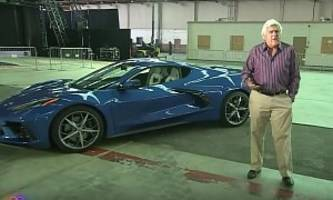 see what jay leno thinks of the new 2020 corvette