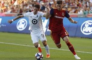 Minnesota United settles for 1-1 draw with Real Salt Lake