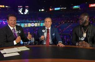Deontay Wilder and Ray Mancini react to Manny Pacquiao's win over Keith Thurman
