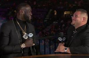 deontay wilder, andy ruiz talk future of heavyweight division, potential unification bout
