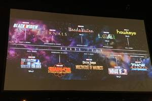 marvel reveals massive phase four film and television slate