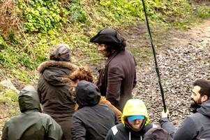 Exhibition featuring Aidan Turner and Tom Hardy takes fans behind the scenes of Poldark filming
