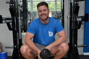 staffordshire gym reveals huge refurbishment