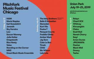 Pitchfork Music Festival Evacuated Due To Dangerous Weather Conditions