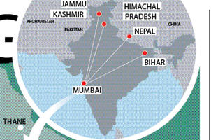 here's how anti-narcotics cell traces drug route from source to suburb in mumbai