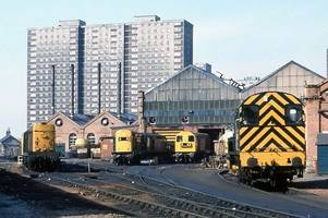 scottish government in firing line over failure to save jobs at historic railway yard