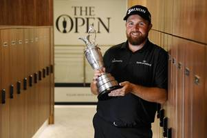 shane lowry details emotional open journey from carnoustie tears to portrush glory