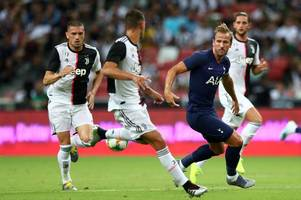 spurs second half player ratings vs juventus: ndombele impact before harry kane's stunning goal