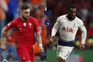tottenham news and transfers live: fernandes update, spurs close in on star, danny rose offers