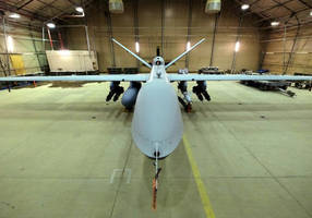 a mysterious drone attacked 'iran-backed militia' in iraq