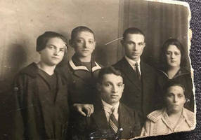 a 'swab of spit' reunites extended family after a century