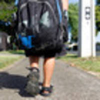 your weather: sun smiling down on first day back at school