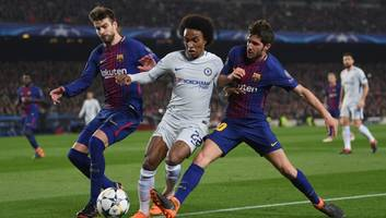 barcelona vs chelsea preview: where to watch, live stream, kick off time & team news